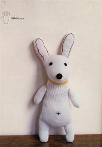 Sock and Glove rabbit (Medium).JPG