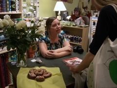 amy book signing.JPG