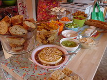 backtack party food.JPG